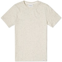 Norse Projects Niels Boucle Tee Ecru