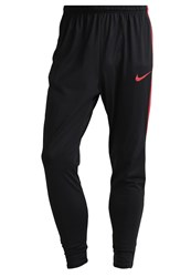 Nike Performance Tracksuit Bottoms Black University Red