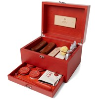 Turms Wooden Care Case Red