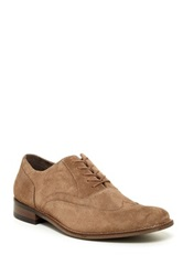 John Varvatos Star Dress Wingtip Oxford Brown
