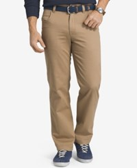 G.H. Bass And Co. Men's Big And Tall Flanned Lined Pants Kelp