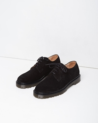A.P.C. Ridged Sole Derby Black