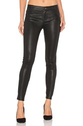 Current Elliott The Welt Pocket Ankle Skinny Black