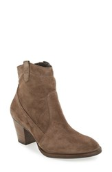 Paul Green Women's 'Jax' Slightly Slouchy Bootie Earth Suede