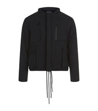 Adyn Military Bomber Jacket Male Black