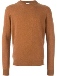 Paul Smith Classic Jumper Yellow And Orange