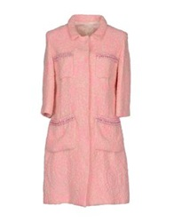 Gattinoni Coats Pink