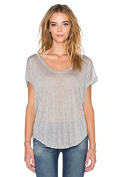 Beautiful People Dolman Tee Gray