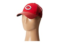 New Era Sequin Vize Cincinnati Reds Team Red Caps
