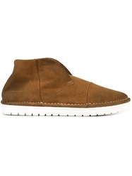 Marsell Pull On Boots Brown