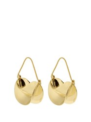 Anissa Kermiche Gold Plated Earrings Yellow Gold