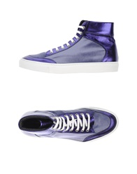 Alberto Moretti Sneakers Purple