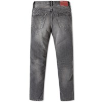 Wtaps Blues Very Skinny Trash Jean Black