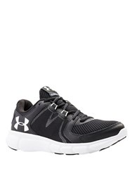 Under Armour Thrill 2 Mesh Lace Up Sneakers Black