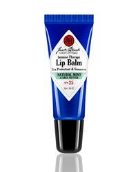 Intense Natural Mint Therapy Lip Balm Spf 25 Jack Black