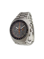 Omega 'Mark Ii Professional Racing Dial' Analog Watch Stainless Steel
