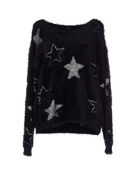 Soallure Sweaters Black