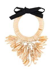 Night Market Chunky Necklace Nude Neutrals