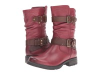 Earth Everwood Rosewood Full Grain Leather Women's Shoes Pink