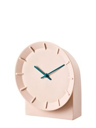 Rosenthal Mitis Peach Table Clock
