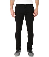 Rvca Stapler Twill Pants Black Men's Casual Pants