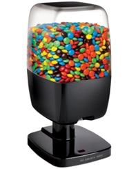 Sharper Image Candy Dispenser Black