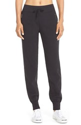 Women's Marc New York Fleece Jogger Pants Black