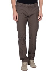 Seventy Trousers Casual Trousers Men Khaki