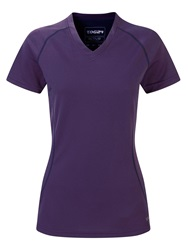 Tog 24 Zola Womens Tcz Tech T Shirt Purple