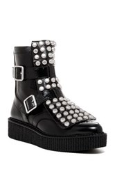 Marc By Marc Jacobs Bowery Show Creeper Boot Black