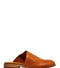 Petrucha Studio Petrucha Mos Slip On Leather Shoes Brown