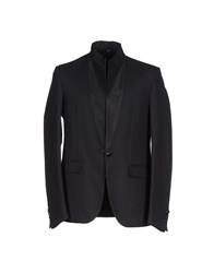 Just Cavalli Suits And Jackets Blazers Men Black