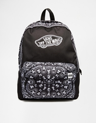 Vans X Star Wars Stormtrooper Backpack Black