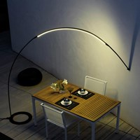 Vibia Halley Floor To Wall Lamp