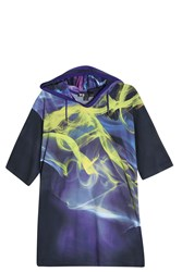 Y 3 Hooded T Shirt Multi