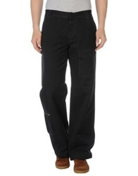 Rifle Casual Pants Black