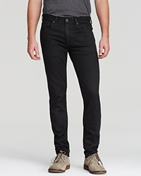 Ag Adriano Goldschmied Jeans Dylan Super Slim Fit In Blackbird