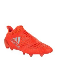 Adidas Messi 16 Pure Chaos Firm Ground Boots Male Red