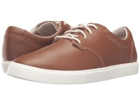 Crocs Citilane Leather Lace Up Tan White Men's Lace Up Casual Shoes