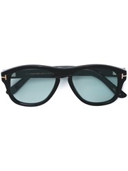 Tom Ford 'Tom N7' Glasses Black