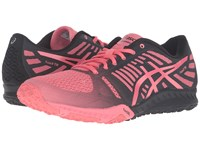 Asics Fuzex Tr Guava Guava Black Women's Cross Training Shoes Pink