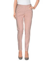 Fabiana Filippi Trousers Casual Trousers Women Pink