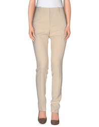 Gucci Trousers Casual Trousers Women Beige