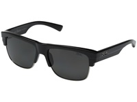 Zeal Optics Emerson Black Gloss Dark Grey Polarized Lens Sport Sunglasses