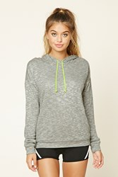 Forever 21 Active Hooded Pullover
