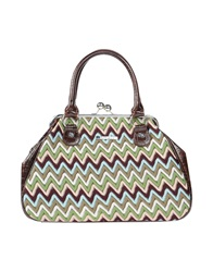 Lollipops Handbags Dark Brown