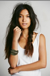Free People Metal Spine Cuff