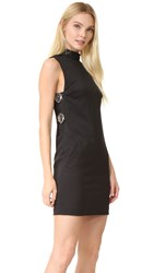 Versus Sleeveless Dress Black