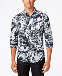 Inc International Concepts Men's Long Sleeve Itasy Only At Macy's White