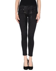 Black Orchid Casual Pants Dark Blue